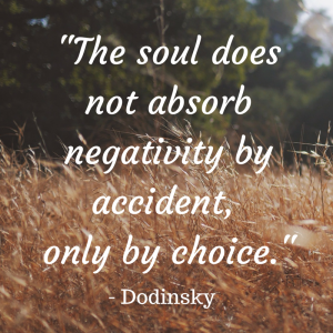 How to Rid Your Life of Negativity - Dodinsky