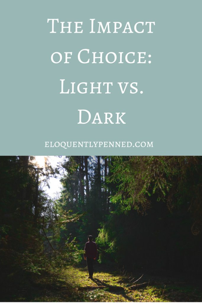 The Impact of Choice - Light vs. Dark